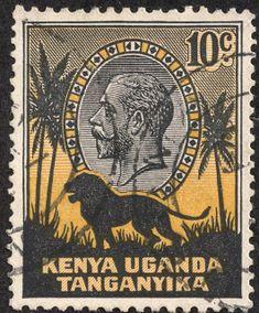 Big Blue 1840-1940: Kenya, Uganda, & Tanzania