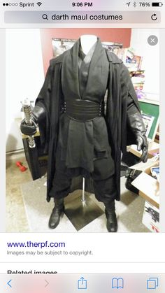 Darth Maul Costume                                                                                                                                                                                 More