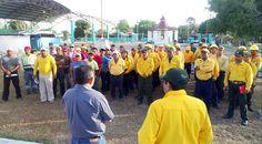 Periodismo sin Censura: Participan 13 brigadas de combatientes en 4 incend...