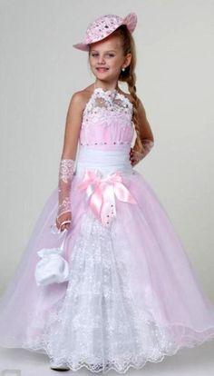 Красивые детские платья на выпускной - мода и тренды ...
