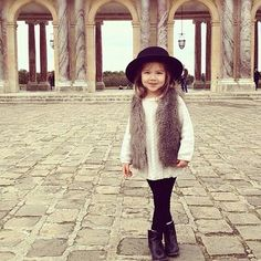 If you're in need of a little style inspiration, check out these nine pint-sized fashionistas and fashionistos.