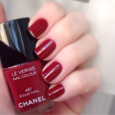 CHANEL: Rouge Fatal