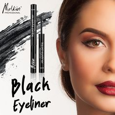 black eyeliner melkior