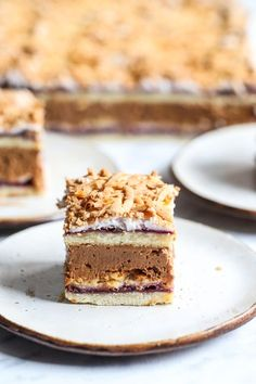 Polish Desserts, Polish Recipes, Baking Recipes, Cake Recipes, Amazing Food Photography, Sweet Cupcakes, Cake Bars, Sweet Treats, Food Porn