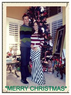 more of our Christmas maternity picks.  I went with stripes, in holiday colors.  #holidayoutfit #babyonboard #babybump #maternity #fashion #pregnant #maternitystyle #pregnantoutfit #winterpregnancy #maternityfashion see more on my blog http://mybrittanystory.blogspot.com/2014/01/pregnancy-portfolio.html