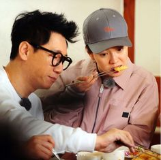 Song Ji Hyo and Ji Suk Jin, Running Man ep. 344.