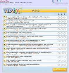 """The """"Tipskupon"""" (pools coupon) is an interactive coupon with 13 multiple choice questions. It's created in Articulate Storyline."""