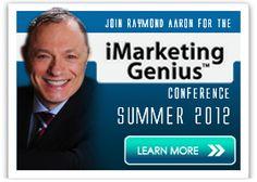 Raymond Aaron's iMarketing Genius Conference