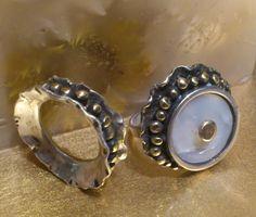 Rings For Men, Sterling Silver, Jewelry, Men Rings, Jewlery, Jewerly, Schmuck, Jewels, Jewelery