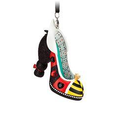 Queen of Hearts Shoe Ornament - Deck shoes  Item No. 7509055880118 $22.95