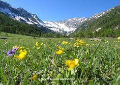 Conca del Pra, Val Pellice, Piemonte