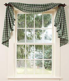 Window Treatment living room