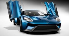 Ford Extends GT's Production Run From Two To Four Years #Ford #Ford_GT