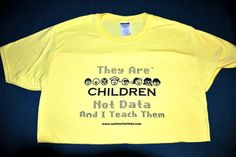 "These need printed up and teachers need to wear them to ""inservices""!! :)"