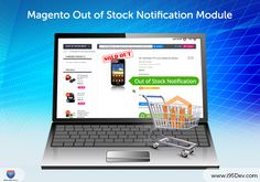 Magento Out of Stock Notification Module