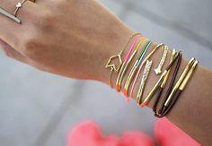 40 DIY bracelets