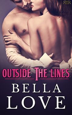 Outside the Lines.  A staid, non-fiction account of... Kidding!  Super sexy, maybe erotic romantic mystery.  Accountants, financial crimes, scorching heat.  All you need now is popcorn & your all set, right?