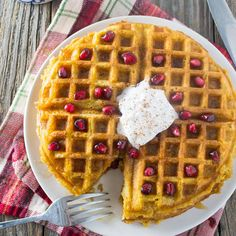 Pancakes, waffles, and doughnuts that are as delicious as they are good for you.