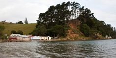 Don't expect much to be going on at Whananaki - that's the beauty of the place.