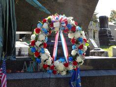 Albany (NY) Daily Photo: A Wreath For The President