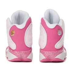 huge selection of 4b79d 9f3e8 2013 authentic Womens Air Jordan 13 (XIII) Retro Pink White cheap sale from air  jordans retro store,buy discount Womens Jordans with fast delivery!