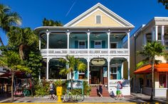 Key West is one of the most eccentric and seductive cities in the nation. Don your tropical linen shirts with pride and check out one of the colorful artist havens, such as Studios of Key West.