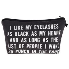 Makeup organization. Makeup looks. Makeup bag essentials. Makeup bag sayings. Makeup gift ideas. Makeup goals. Makeup artist kit. Beauty tips. Quotes to live by. Funny quotes. Memes sarcastic. Hairstylist quotes. Beauty bags monthly. Eyelash extensions styles. False lash application. Mascara quotes. Mascara tips applying. Novelty bags 2018. #instagood #instagram #instafashion #lashesquotes #mascaratips #makeuptips
