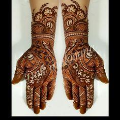 Indian mhndi Henna Mehndi, Mehendi, Hand Henna, Mehndi Desighn, Bridal Mehndi Designs, Hand Tattoos, Weight Loss, Indian, Flower