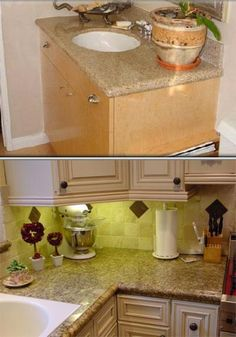 Install granite countertops through the help of A White Construction. They also provide custom and pre-fabricated installation for vanities, fireplaces, and BBQ pits anywhere in the area.