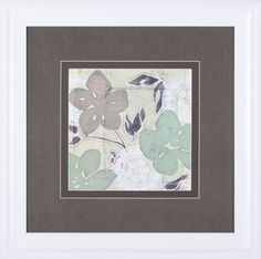 Serene Pastels I by Jennifer Goldberger Framed Painting Print