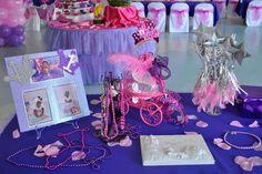 PRINCESS SKYLAR'S 1ST ROYAL BIRTHDAY CELEBRATION | CatchMyParty.com
