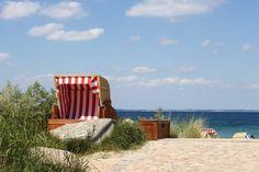 Wo es die schönsten Blautöne gibt - Urlaub am Timmendorfer Strand - vielweib on tour