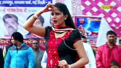 """Sapna New Stage Dance 2017 on Haryanvi Song Chhori Tu Hot Lage - Part 2 
