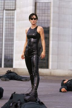 Carrie-anne moss cunt sweet