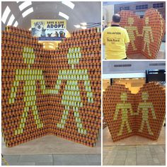 {within works | canstruction 2013} Last week our firm participated in Canstruction 2013. If you have never heard of it, Canstruction provide...