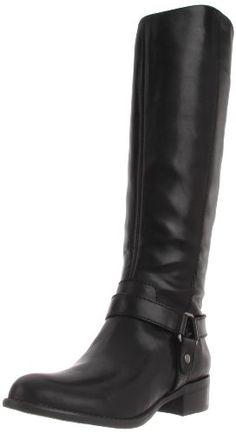 Amazon.com: Franco Sarto Women's Clint Knee-High Boot: Shoes
