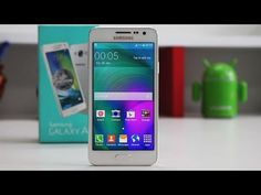 Samsung Galaxy A3 - Unboxing und erster Eindruck (Video) ♥ Android Video, Apps, Samsung Galaxy, Videos, Messages, Phone, Youtube, Telephone, App