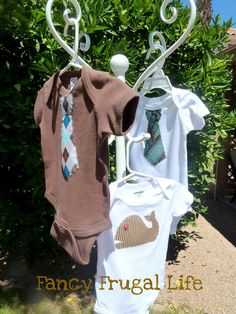 Applique Onesies & Baby Gifts  