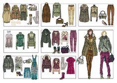 модные тенденции 2010, модные тенденции зима осень 2010