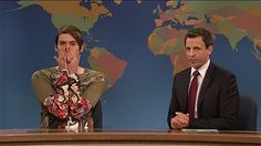 Bill Hader aka 'Stefon' leaving Saturday Night Live #SNL #funny