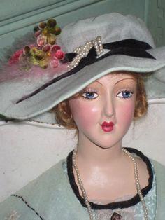 Boudoir Doll  pinkpomegranate.typepad.com
