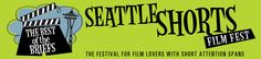 Accepted into the 2013 Seattle Shorts Film Festival