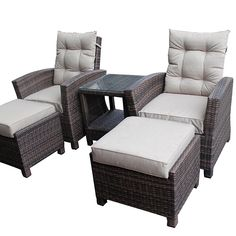 Bella Vita Recliner Duet Set: New and exclusive to Bents, available online only, our new Bella Vita garden furniture selection includes the perfect pi All Weather Garden Furniture, Outdoor Furniture Sets, Outdoor Decor, Recliner, Home Decor, Chair, Decoration Home, Room Decor, Recliners