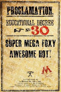 avpm educational decree 30