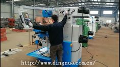 Technical comparison between and Vertical milling part: change the original grease into lubricating oil. Solve the problem of insufficient. Milling Machine, Machine Tools, Lift Table, Grease, Stability, Cnc, Workshop, Change, The Originals