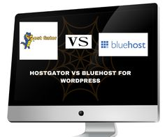 Bluehost vs Hostgator WordPress 2015