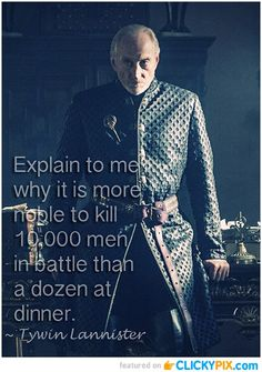 All I Really Need to Know I Learned from Game of Thrones