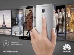 """La funzione """"FingerPrint"""" di #HuaweiMateS ti permette di rispondere alle chiamate, scattare fotografie e navigare usando il Fingerprint Sense 2.0! Così non ti perdi nemmeno un outfit della #FashionWeek! wink emoticon http://consumer.huawei.com/…/mobile-…/features/mate-s-it.htm"""