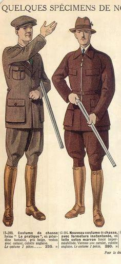 edwardian breeches shooting - Google Search