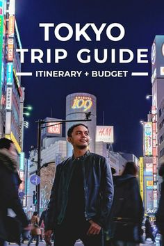 Tokyo Trip + Itinerary Guide for First-Timers … Here's a starter Tokyo travel guide with sample itinerary, budget, places to visit & more. Is tokyo safe to travel? Tokyo Travel Guide, Japan Travel, Travel Guides, Travel News, Budget Travel, Travel Trip, Cool Places To Visit, Places To Travel, Places In Tokyo